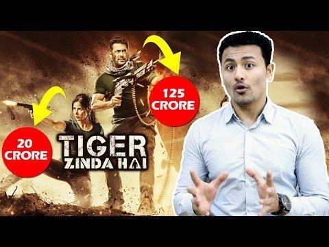 Shocking Salary Of Tiger Zinda Hai Star Cast - Salman Khan, Katrina, Paresh Rawal