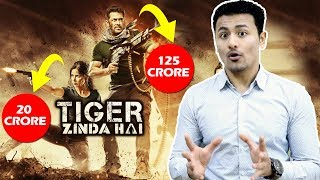 Shocking Salary Of Tiger Zinda Hai Star Cast - Salman Khan, Katrina, Paresh Rawal