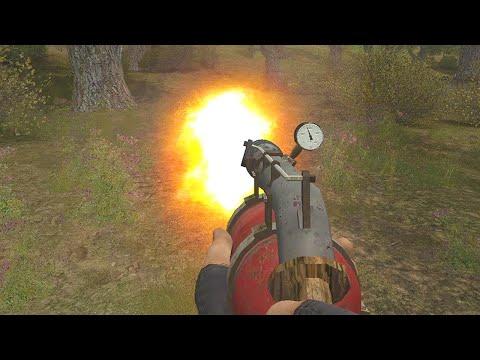 Огнемет для Прапора. STALKER NLC-7 Build 3.0 #12