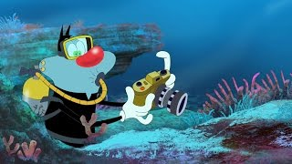 Oggy en de kakkerlakken - Oggy and the Mermaid