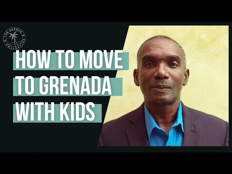 How I Made My Move To Grenada With Children - Island Life in Grenada
