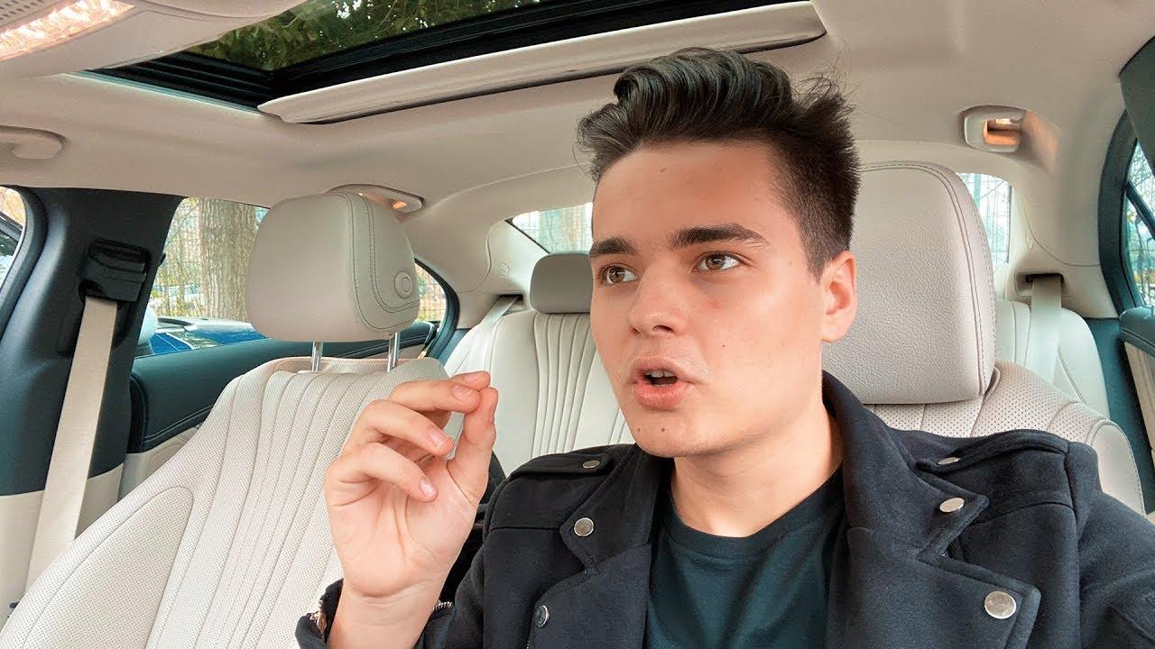 CUM MI-AM LUAT MASINA VISURILOR MELE (Mercedes CLS 2019)