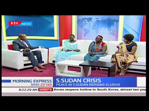 South Sudan Crisis: Ceasefire deal recently signed