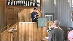8 May 2016 Morning Service - Reformed Church of Dunedin