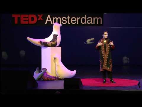 Hassina Sherjan | TEDxAmsterdam 2011