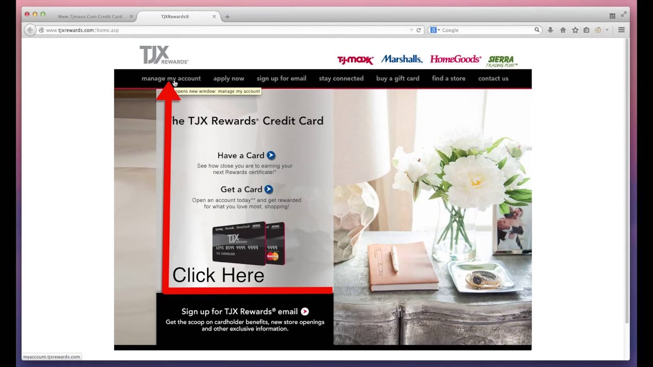 What to Do When You Can't Pay Your TJX Rewards Bill