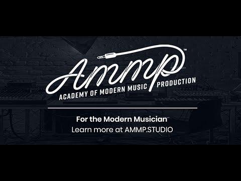 AMMP STUDIOS | MUSIC FOR THE MODERN MUSICIAN