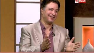 بالفيديو-إيمان البحر درويش يكشف عن رأيه بتامر حسني وعمرو دياب ومحمد منير كممثلين