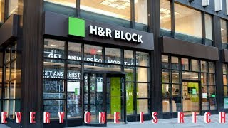 RECESSION TALK  H&R BLOCK CLOSING 400 STORES the Retail Recession Continues to MARCH