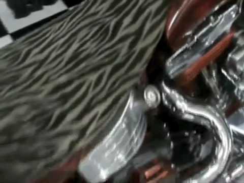 Custom Bike - Orange Monster - Ohm Cycles Samui