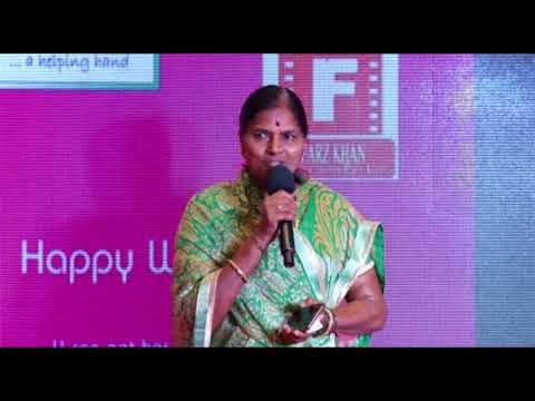Ranjana Tai Tilekar - Humanity International Women Achiever Awards 2018