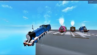 Thomas and Friends Welcome to the Drown thomas and friends New Engines Roblox