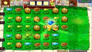 Plants Vs. Zombies Part 8: Mini-Game Skip?