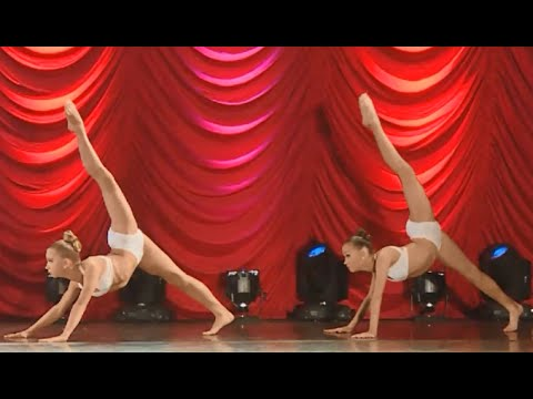 Dance Town-- Snowing (Ruby Castro & Brooke Judge)