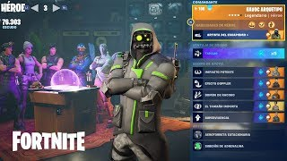 Life and Armor (Bryan417YT) / Archetype Havoc Fortnite: Sauver le monde #385