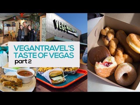 VeganTravel's Taste of Vegas pt II