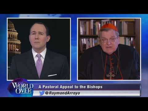 World Over - 2018-05-03 - Cardinal Raymond Burke with Raymond Arroyo