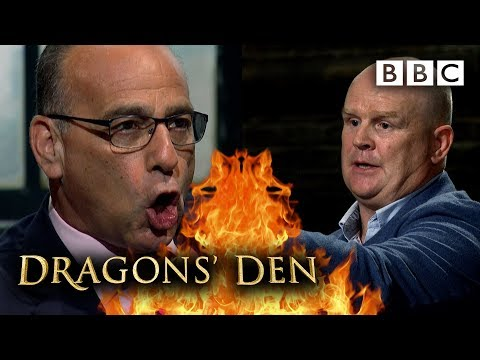 Extraordinary turnaround for entrepreneur's HUGE pricetag | Dragons' Den - BBC