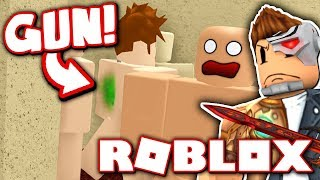 HOW TO HIDE THE GUN IN MURDER MYSTERY 2!! *ALWAYS WORKS!* (Roblox)