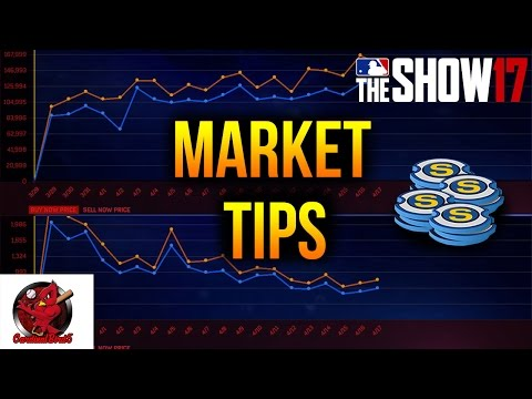 MLB The Show 17 |  MarketPlace Tips | How to make Stubs