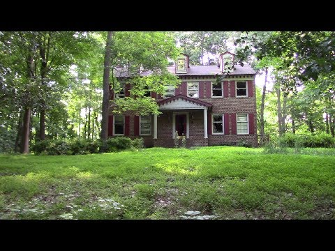 (Abandoned/Haunted) The Legend of Guernsey Trail - part 2 (DEMOLISHED)