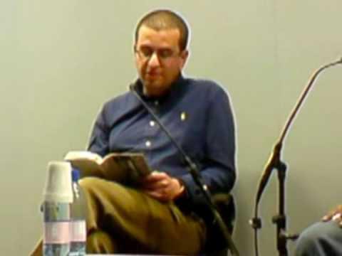 Hisham Matar - June 2008 feature @ Southbank Centre