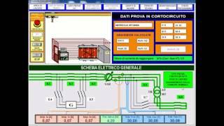 Smart Project Omron 2015, Impianto per il collaudo di trasformatori