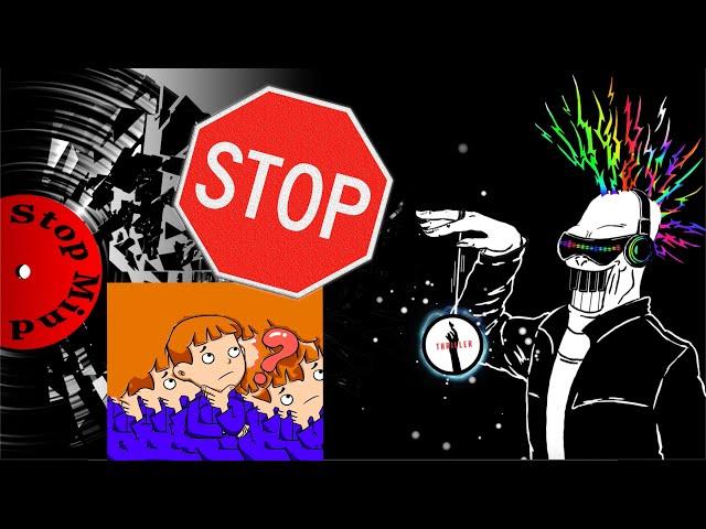 Dmitry Tsymbal - Stop Mind (электронная музыка)