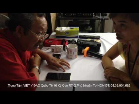 dienchan.com GSTS Bùi Quốc Châu dùng Hoàn Công chữa bệnh từ xa