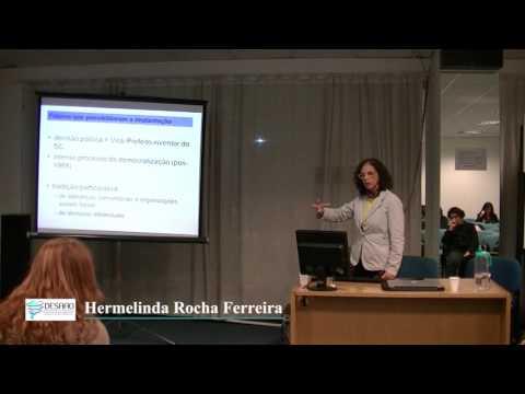 Hermelinda Maria Rocha Ferreira, APAC, Recife, Brasil