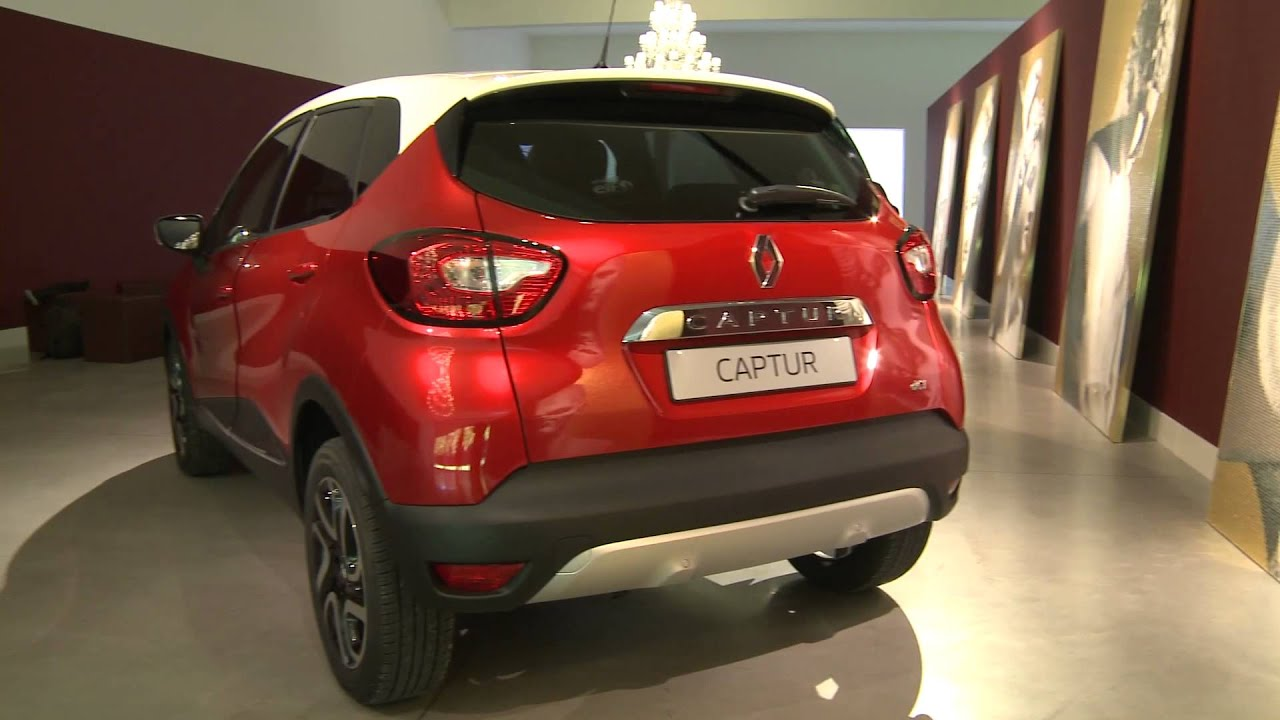captur iconic e excite youtube