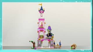 LEGO 41152 Disney Princess Sleeping Beauty's Fairytale Castle - Smyths Toys