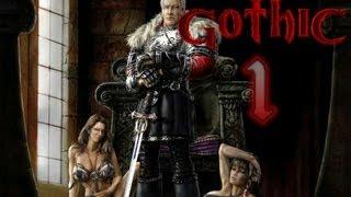 Прохождение Gothic #1-1 Безымянный