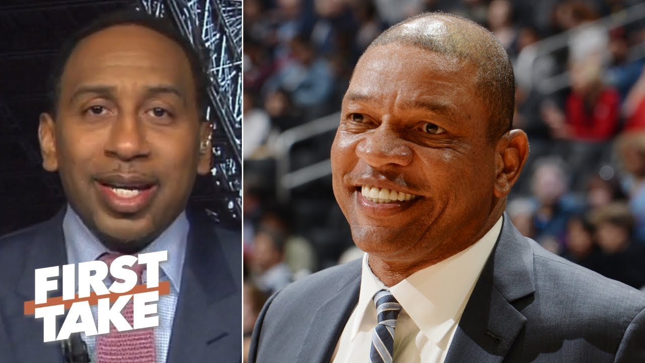 Doc Rivers' success makes Clippers attractive for free agents – Stephen A.   First Take