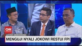 Guntur Romli Tagih Ketegasan Jokowi Bubarkan FPI #LayarDemokrasi