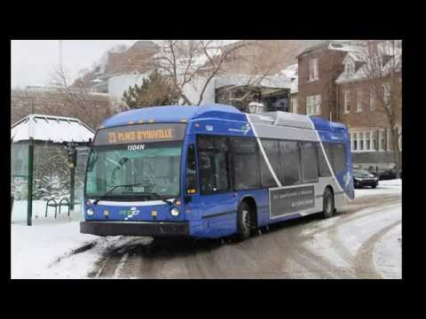 Ride on RTC Quebec 1504 (2015 Nova Bus LFS HEV - Jan. 2, 2016)