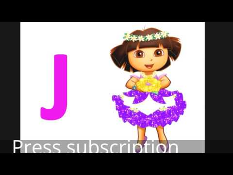 Elsa And Anna ABC Song For Children | Frozen Songs Collection For Babies2016