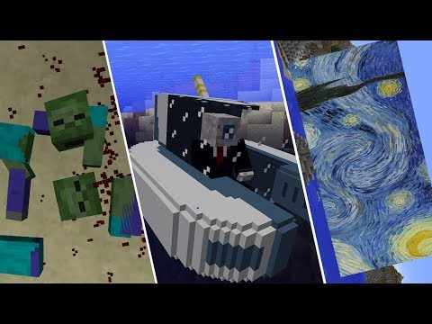 Top 10 Minecraft Mods (1.12.2) - May 2019