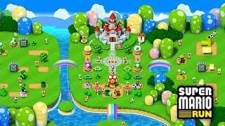 Super Mario Run: Fullscreen Mode