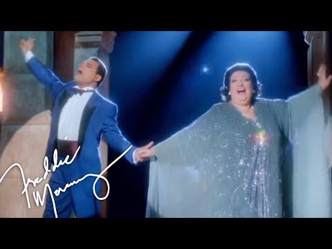 Freddie Mercury & Montserrat Caballé - Barcelona (2012 Edit)