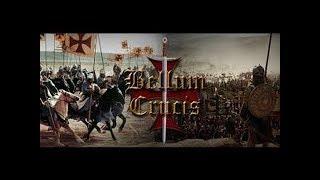 TUTORIAL BELLUM CRUCIS 7.0 + TRADUCCIÓN AL ESPAÑOL (MEDIEVAL 2 KINGDOMS MOD)