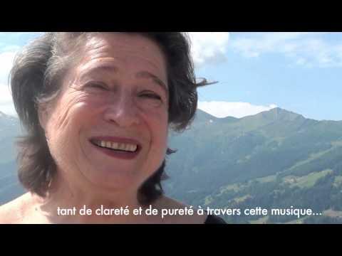 OSR - Interview d'Elisabeth Leonskaja pour l'OSR / Saison 2013-2014