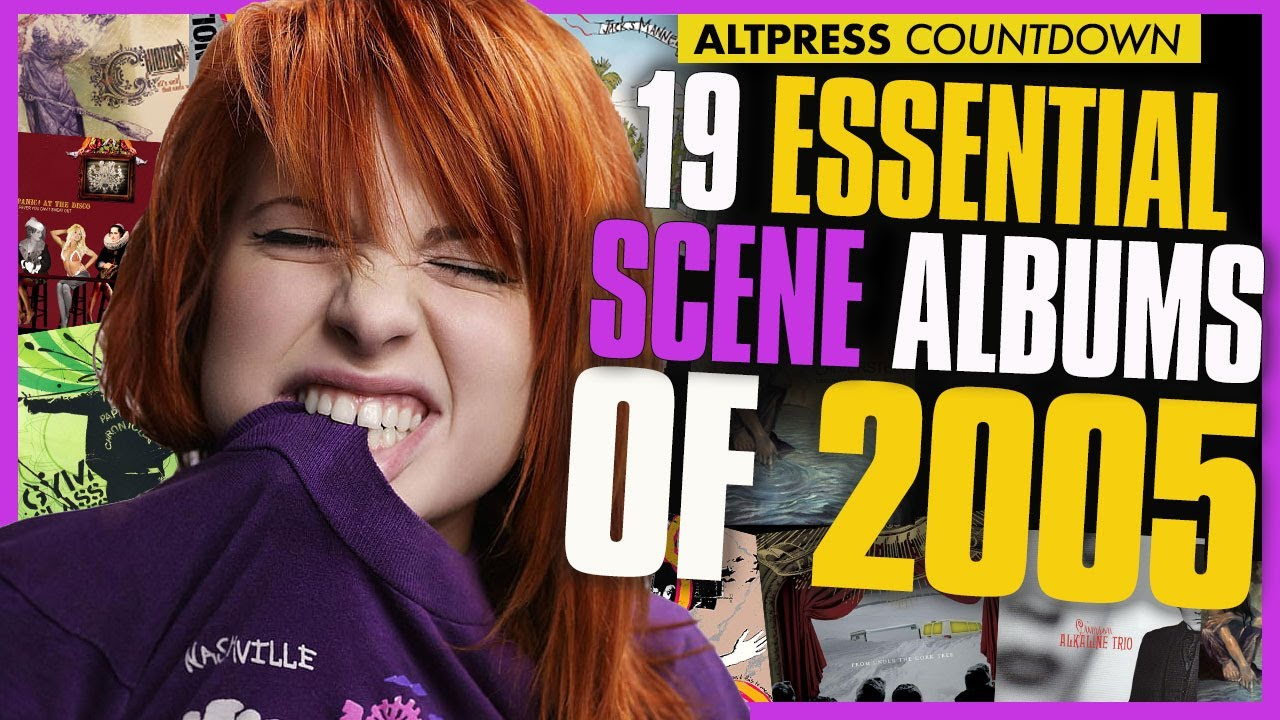 19 Scene Albums From 2005 You Probably STILL Have On Repeat