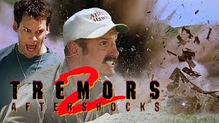Out With A Bang (Final Scene) | Tremors 2: Aftershocks