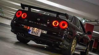 Review - Nissan Skyline R34