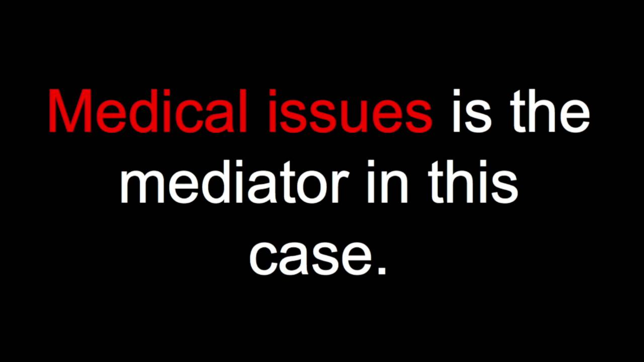 What is a mediator?