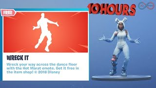 Fortnite - Hot Marat Emote (10 Hours) *FREE EMOTE*