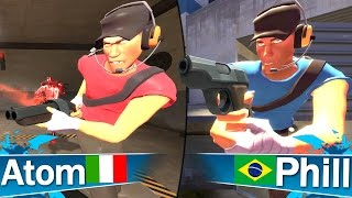 iksD   TF2 Frag Clip of the Day #662 Phill, Atom