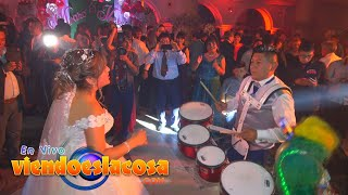 VIDEO: MORENADAS MIX (en VIVO)