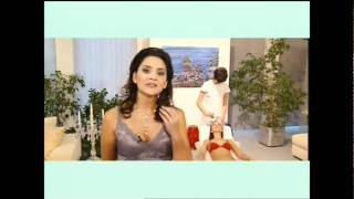 Yeshim Cetinbas aka Yeshi in TV Infomercial (French)
